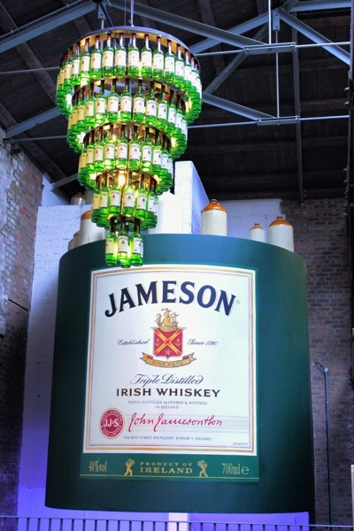 Inside Old Jameson Distillery Dublin Ireland