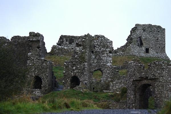 Dunamase Castle Ruins