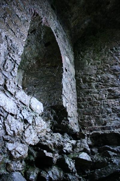 Castle of Dunamase Window