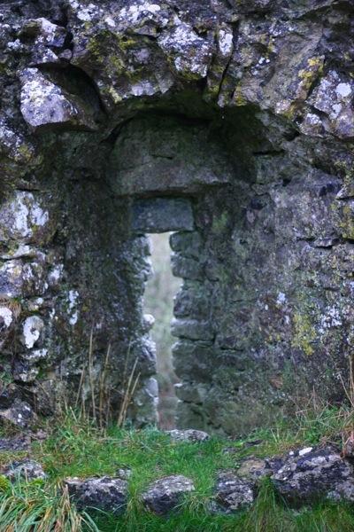 Rock of Dunamase Window