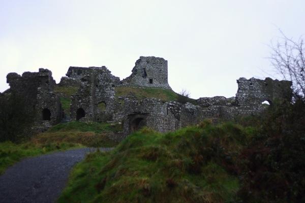 Rock of Dunamase Castle