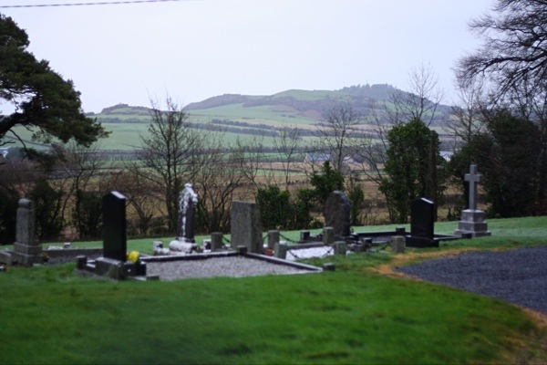 Holy Trinity, the Rock, Church of Ireland, Graveyard