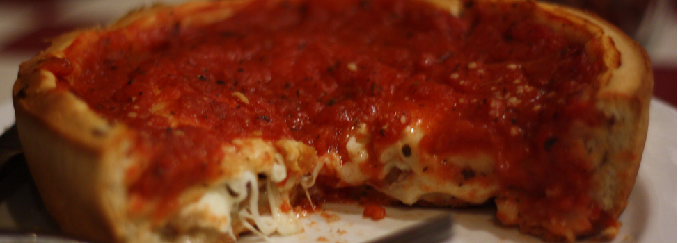 Review: Giordano's Famous Stuffed Pizza in Chicago
