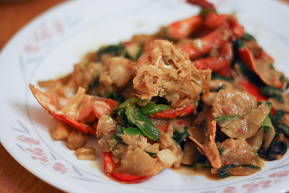 Cantonese Lobster Recipe