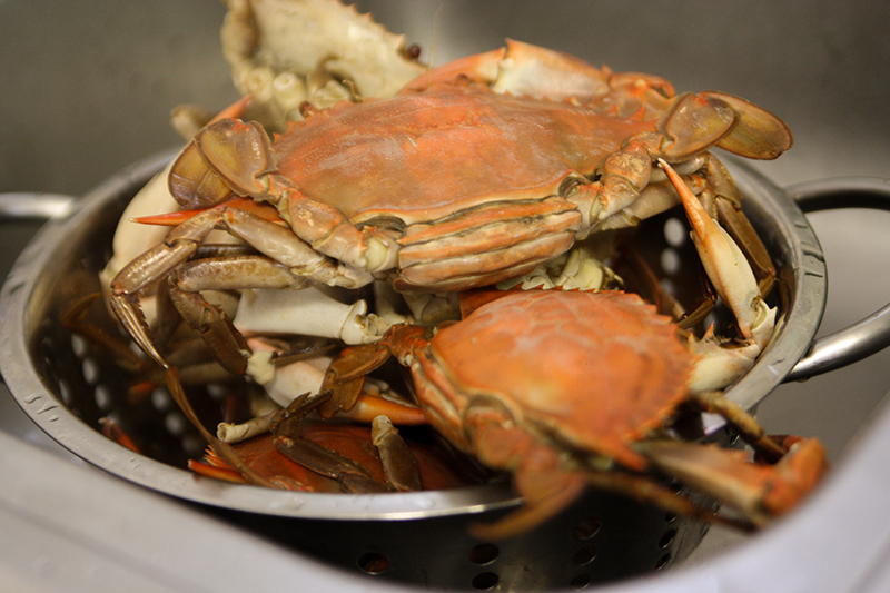 How to Boil Blue Crab