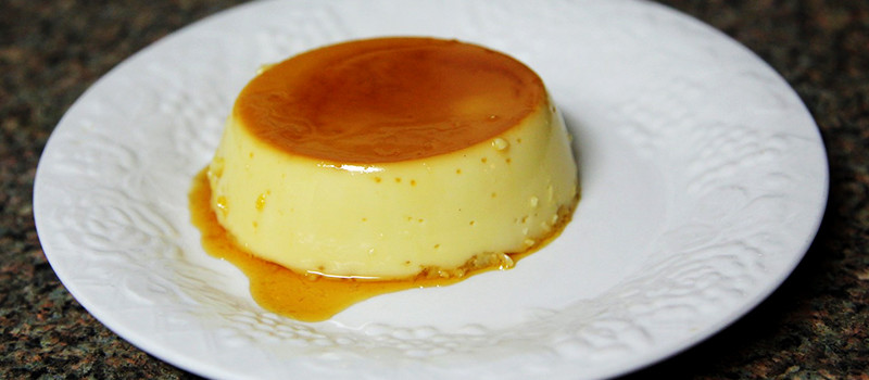 Simple and Easy Flan