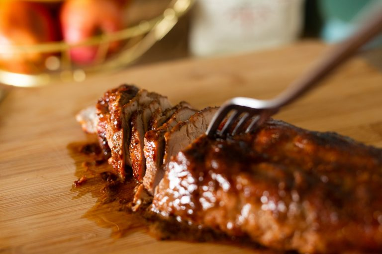 Oven Roasted Char Siu Chinese BBQ Pork Recipe