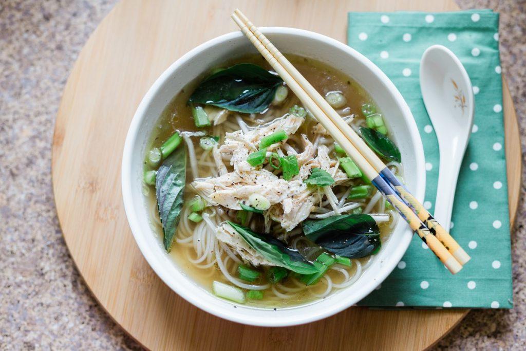 Instant Pot Pho Ga Recipe