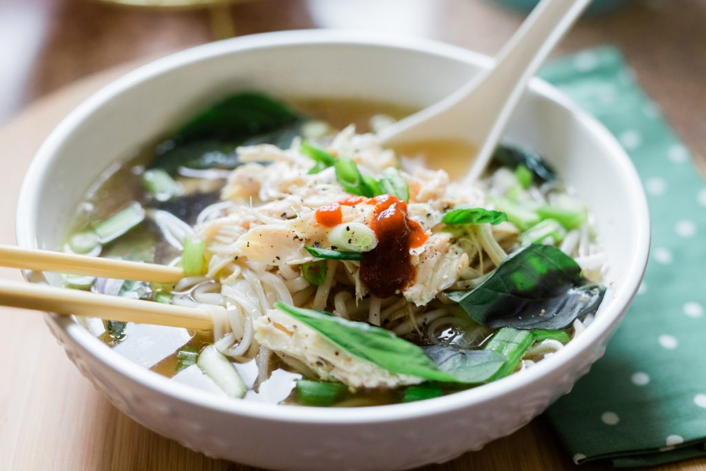 Instant Pot Chicken Pho Recipe using Whole Chicken