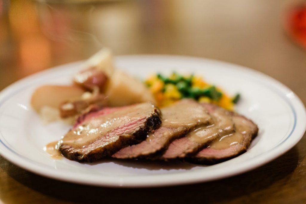 Classic Roast Beef Recipe with Rump Roast