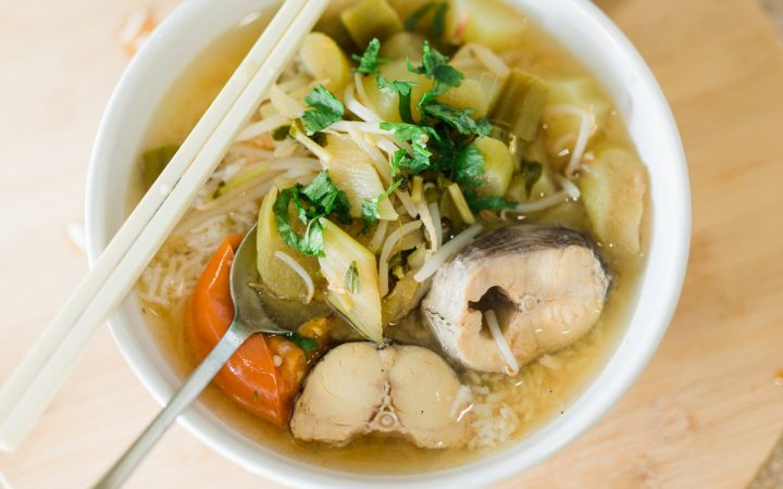 Canh Chua Ca Recipe, Vietnamese Sweet and Sour Fish Recipe