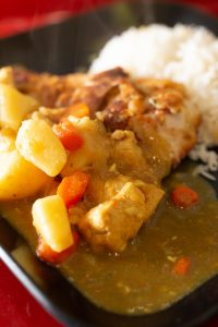 Instant Pot Japanese Chicken Curry Recipe