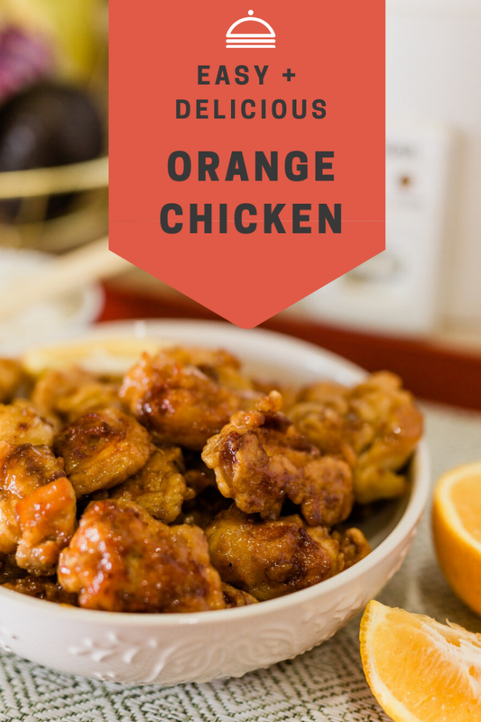 Chinese Orange Chicken Recipe, Panda Express Copycat Recipe