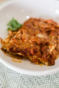 Meaty, Cheese Classic Lasagna Recipe
