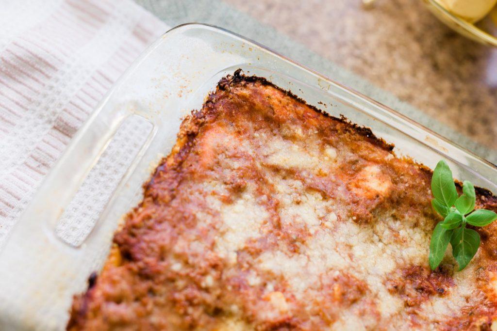 Meaty Cheesy Classic Lasagna Recipe