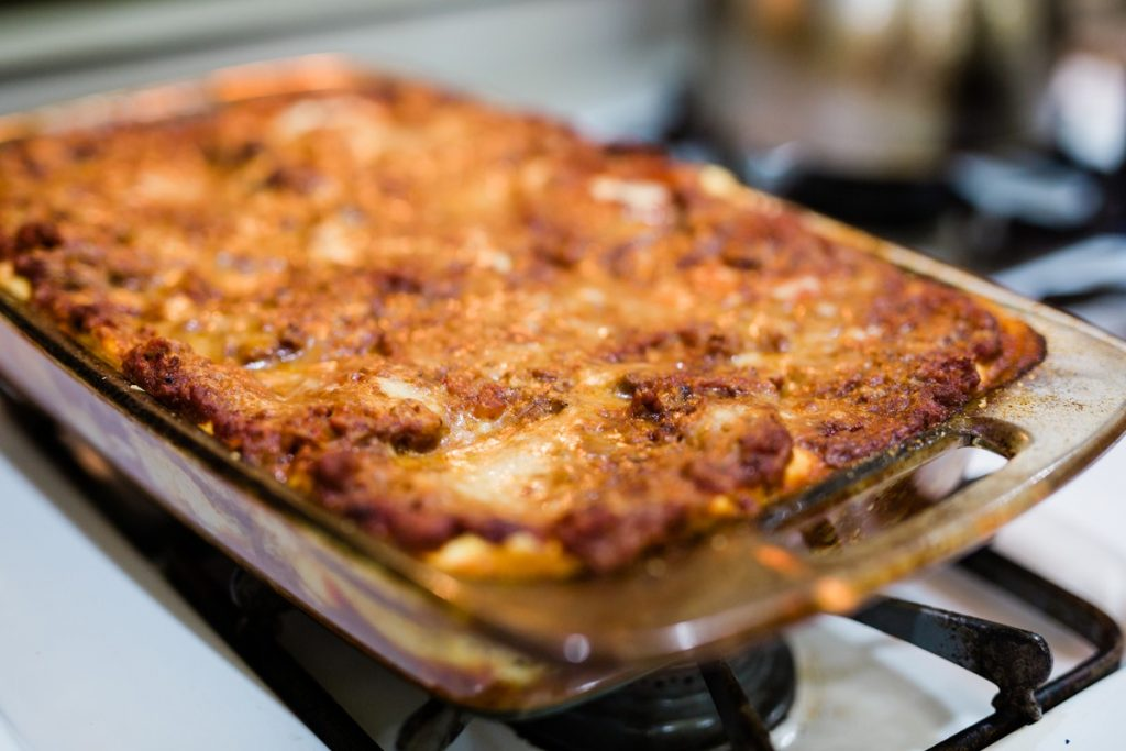 Meaty Cheesy Classic Lasagna Recipe, Italian Recipes