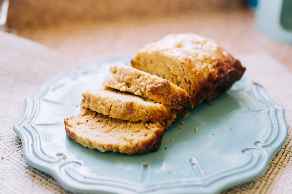 Homemade Beer Bread Recipe with Sapporo beer