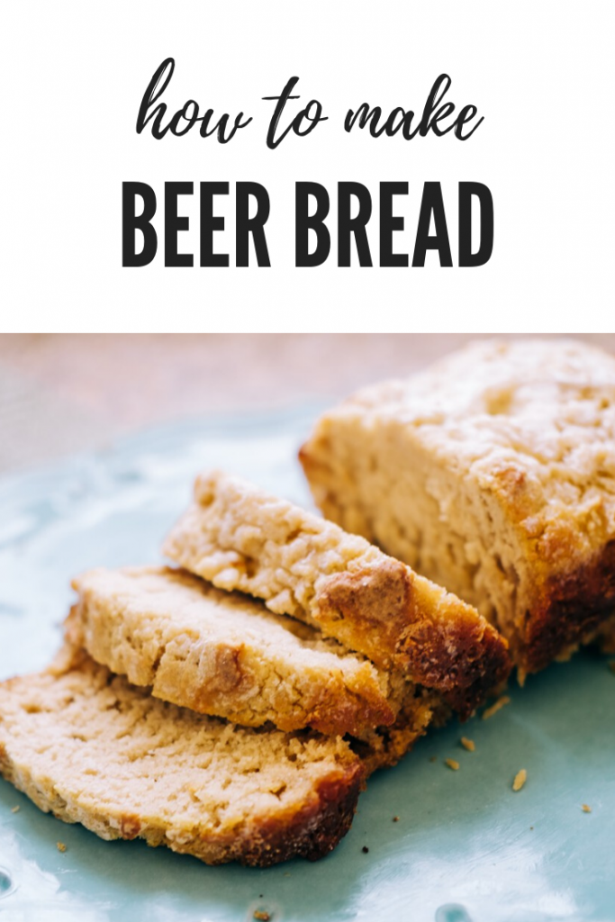 Homemade Beer Bread with Sapporo Beer Recipe