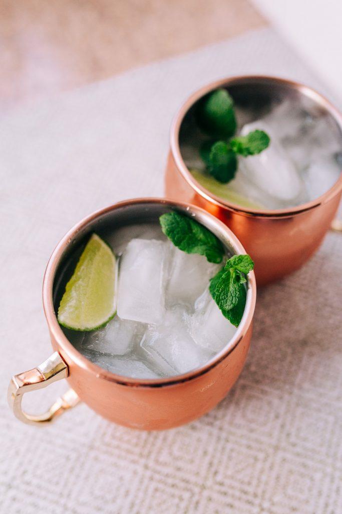 Moscow Mule Recipe with Mojito, Austin Cocktails Cucumber Vodka Mojito Cocktail Recipe Idea