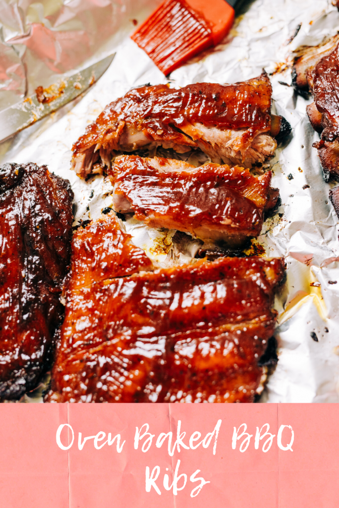Oven Baked BBQ Ribs Recipe