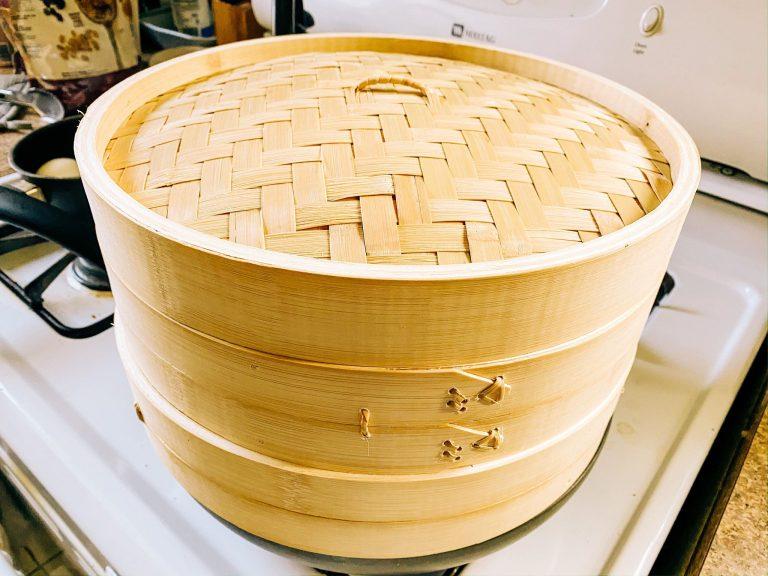 Making Vietnamese Banh Bao