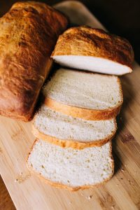 Easy White Homemade Sandwich Bread Recipe