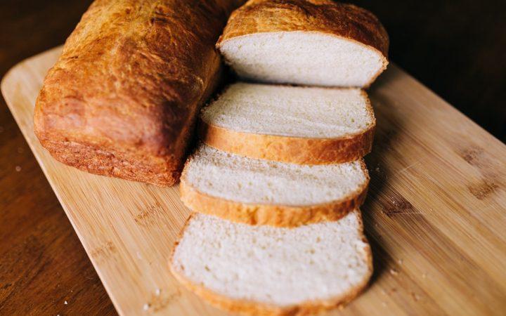 Easy White Homemade Sandwich Bread Recipe
