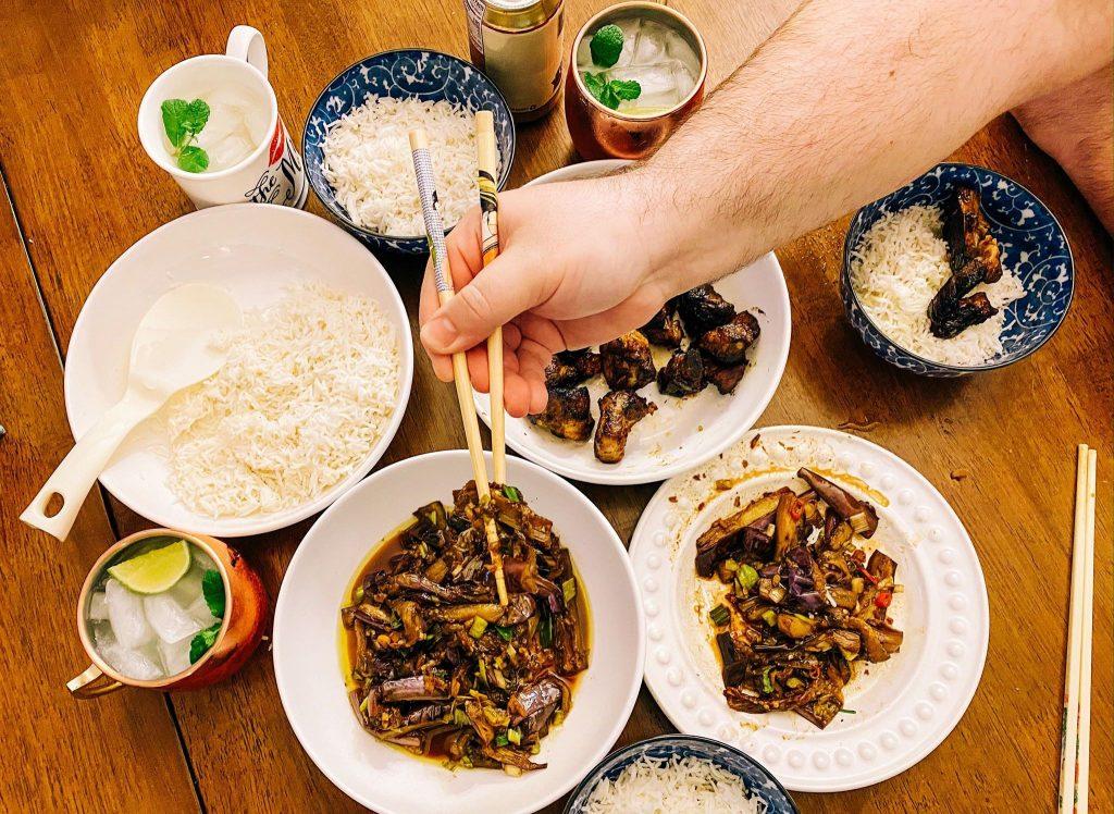 Vietnamese Family Style Dinner