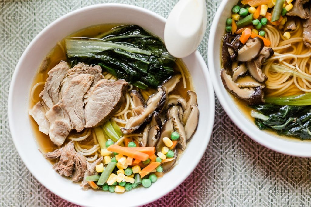 Homemade Shoyu Ramen Noodle Soup Recipe