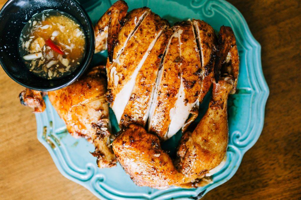 Thai Roast Chicken Recipe