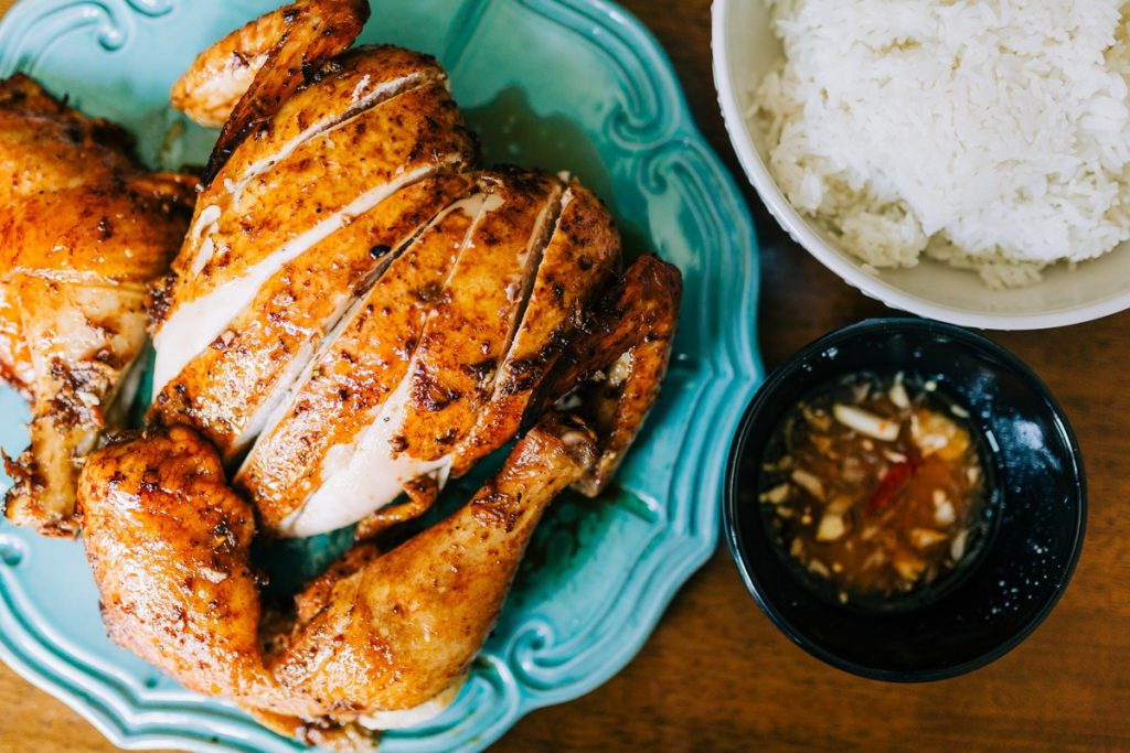 Thai Roast Chicken Recipe