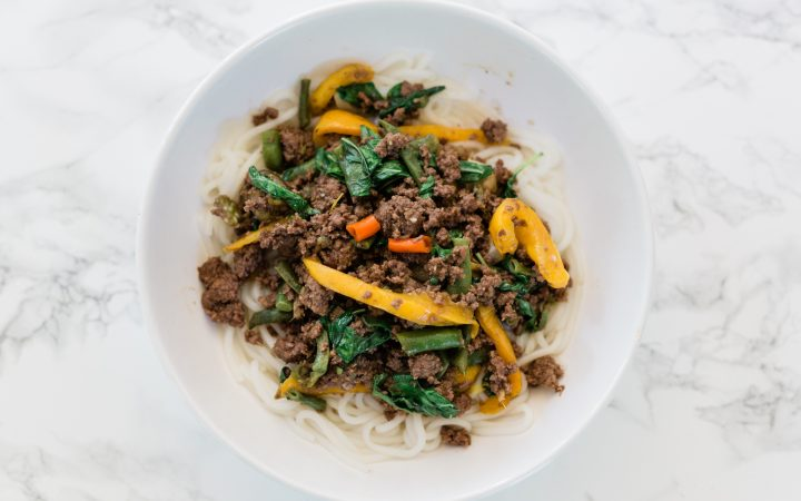 Easy Beef and Thai Basil Stir-Fry Recipe